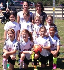 u8 team photo